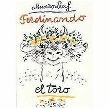 Ferdinando El Toro/ Fernando the Bull (Spanish Edition)-ExLibrary