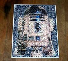 Amazing Star Wars R2D2 robot Montage 1 of only 25 EVER!