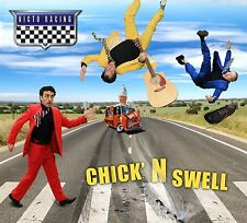 Chick 'N Swell - Victo Racing (Canada 2010) CD BRAND NEW at TheShopMusicaMonette