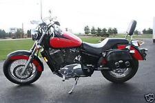 For Honda Shadow Sabre ACE VT1100 1100 Sissy Bar Backrest