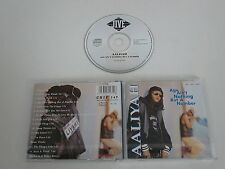 Aaliyah/Age Ain 't Nothing but a Number (Jive Chip 149) CD Album