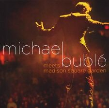 "MICHAEL BUBLE ""MICHAEL BUBLE MEETS MADISON..."" CD+DVD"