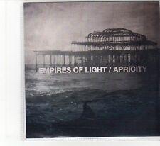 (FB812) Empires Of Light / Apricity, Sumerian - 2014 DJ CD