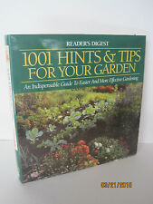 1001 Hints and Tips for Your Garden by Reader's Digest