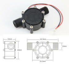 DC 12V DC generator 10W micro-hydro water turbine generator water Charger led