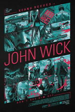"4668 Hot Movie TV Shows - John Wick 28 14""x21"" Poster"