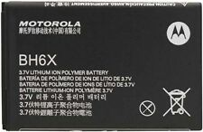 NEW OEM MOTOROLA BH6X SNN5893A EXTENDED BATTERY FOR DROID X MB810 ATRIX MB860