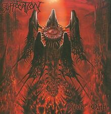 Blood Oath by Suffocation (CD, Feb-2013, Nuclear Blast (USA) 2302-2 on spine)