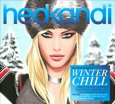 Hed Kandi: Winter Chill 2012 by Various Artists (CD, Jan-2011, 2 Discs,...