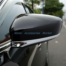 New Chrome Rearview Mirror Trim For Mazda 6 Atenza 2014 2015 2016 2017