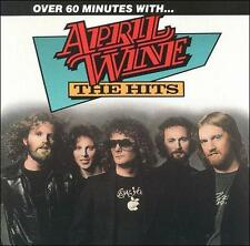 The Hits: Over 60 Minutes With.... by April Wine
