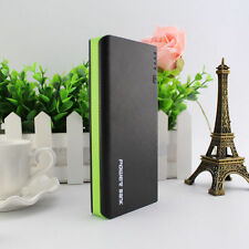 4USB+4in1 Portable 50000mAh 4USB Power Bank External LED Battery Charger