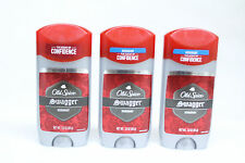 3 Old Spice SWAGGER Red Zone Collection Deodorant 3.0 oz ea