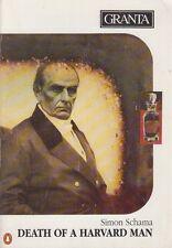 Granta: 34: Death of a Harvard Man by Granta Books (Bill Buford (Ed.))
