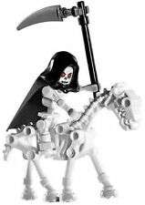 LEGO Skeleton Reaper with Skeleton Horse Loose Castle Mini Figure
