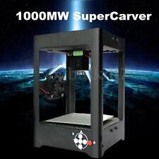 1000mW DIY Laser USB Engraver Cutter Engraving Carving Cutting Machine Printer