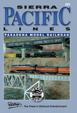 Sierra Pacific Lines - Pentrex American Model Railroad DVD