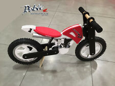 New Genuine Honda HRC OEM CRF450R CRF Childs / Kids Wooden Balance Bike / Toy