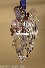 NEW MINT IN BOX SWAROVSKI CRYSTAL 2000 EDITION ANGEL ORNAMENT