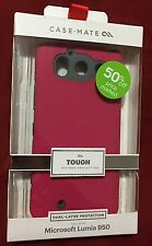Brand New Case-Mate Tough Dual Layer Case for Microsoft Lumia 950 - Pink