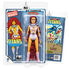 DC Comics Mego Style 8 Inch Figures New Teen Titans Series: Starfire