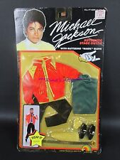 1984 Ljn MICHAEL JACKSON Doll Stage Outfit BEAT IT
