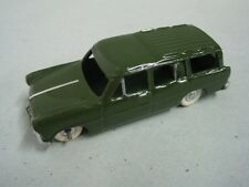 Antique car toy Quiralu Simca Marly made in France