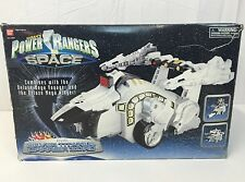 Bandai ~ Power Rangers In Space~ Silver Titanus Carrier Zord ~ Megazord~BOX ONLY