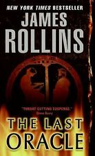 The Last Oracle: A Sigma Force Novel, James Rollins, Good Book