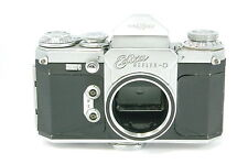 vintage SLR camera Edixa Reflex D only body Ref.268154