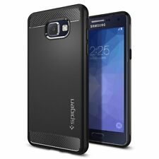 Spigen Galaxy A5 2016 Case Rugged Armor Black