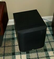 B & W ASW 675 Powered Subwoofer Bowers & Wilkins