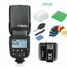 Godox TT600S 2.4G HSS Wireless Flash Speedlite + X1T-S Transmitter for SONY A99