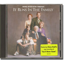 IT RUNS IN THE FAMILY – Soundtrack CD - Diana Krall, Lanterna, Bobby Darin u.a.