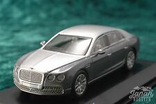 [KYOSHO ORIGINAL 1/64] BENTLEY FLYING SPUR (Silver/Light gray)