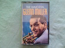 The Immortal Glenn Miller - Big Bands 1993 Cassette Jazz