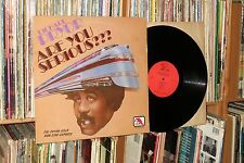 "RICHARD PRYOR ""Are You Serious"" orig '76 Laff LP (processed hair)"