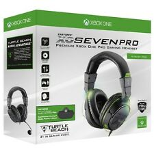 Ear Force XO Seven Pro Headset Xbox One Brand New