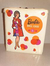 Barbie:  NICE Vintage WHITE FASHION SHINER Case!