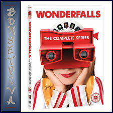 WONDERFALLS - THE COMPLETE SERIES  **BRAND NEW DVD  **