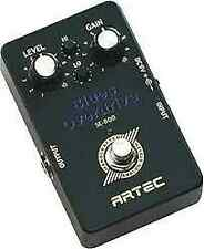 ARTEC SE-BOD BLUES OVERDRIVE GUITAR PEDAL TRUE CLASSIC TUBE SOUND