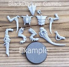 40K Tyranids  Warrior Single Figure Bits