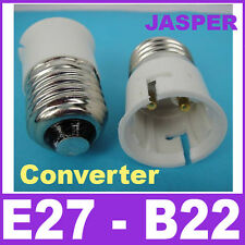 Adopter E27 to B22 Screw type to Indian type Energy Saving LED Bulb Adopter