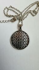 Flower Of Life - Sacred Geometry Pendant, necklace