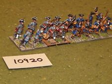 25mm marlburian french infantry 16 figures (10920)