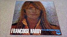 FRANCOISE HARDY il n'y a pas d'amour heureux 1st Mono UK LP 1968 John-Paul Jones
