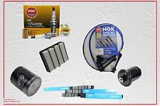 96-02 Toyota 4runner Tacoma 96-04 NGK Wire-Plugs-Belt-Air-Fuel-Oil- Tune up Kit