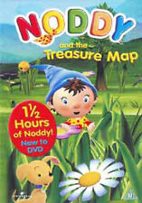 NODDY - AND THE TREASURE MAP - DVD - REGION 2 UK