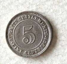 5 cents S/settlement 1926 silver coin # 160
