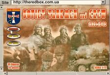 Orion 1/72 Soviet tankmen and crew 1939-1942 # 72046